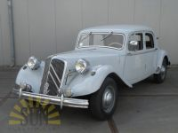 1951 Citroen, Traction Avant