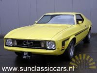 1973 Ford, Mustang