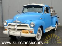 1954 Chevrolet, Pick-Up