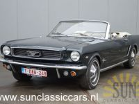 1965 Ford, Mustang