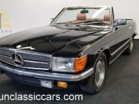 1984 Mercedes-Benz, 500SL