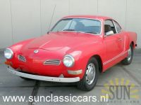 1972 VW/Volkswagen, Karmann Ghia 1972, very solid