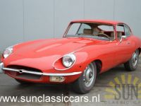 1969 Jaguar, E-Type S2 Coupe