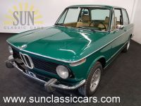 1973 BMW, 2002, Jade green