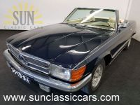 1974 Mercedes-Benz, 450SL
