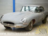 1966 Jaguar, E-Type S1
