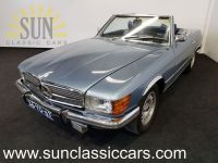 1973 Mercedes-Benz, 450SL