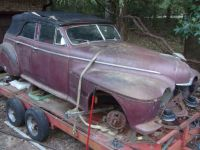 1941 Oldsmobile, 98