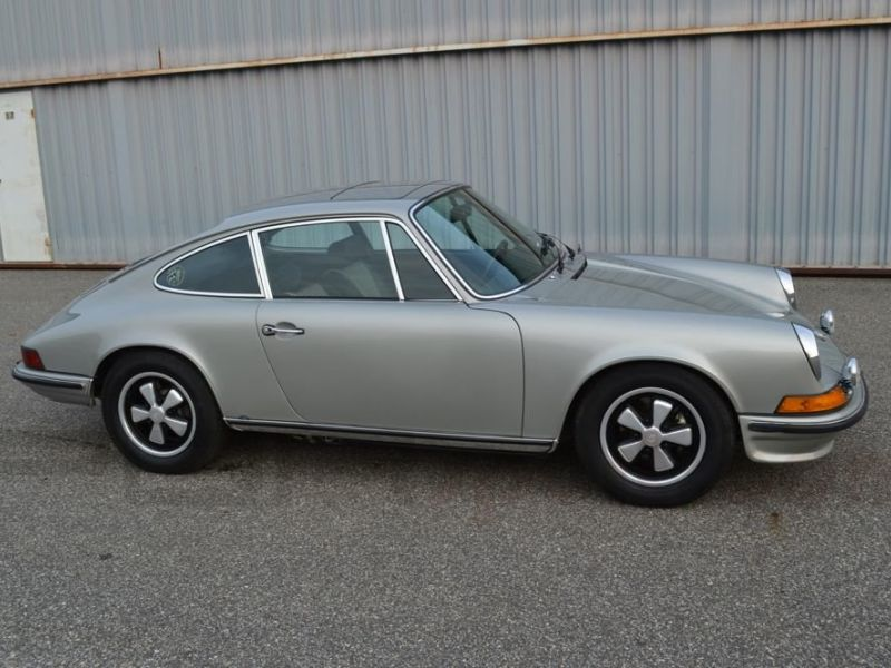 Accident Cars For Sale In Denmark: 1973 Porsche 911S For Sale