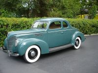 1939 Ford, MODEL 922a