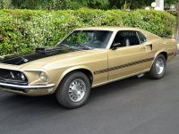 1969 Ford, Mustang Mach 1
