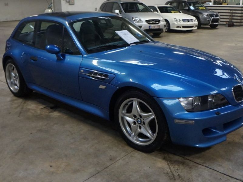 2001 Bmw Z3m For Sale Classic Car Ad From Collectioncar Com