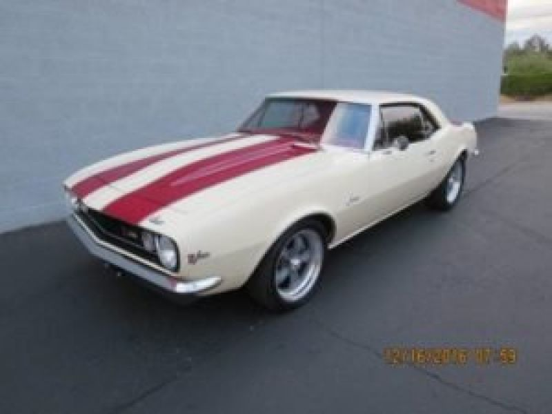 1967 Camaro Z28 IROC for sale - Classic car ad from