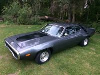 1972 Plymouth, Road Runner