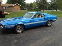 1970 Ford, Mustang Shelby GT500