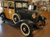 1932 Ford, 4 Door Woody Wagon