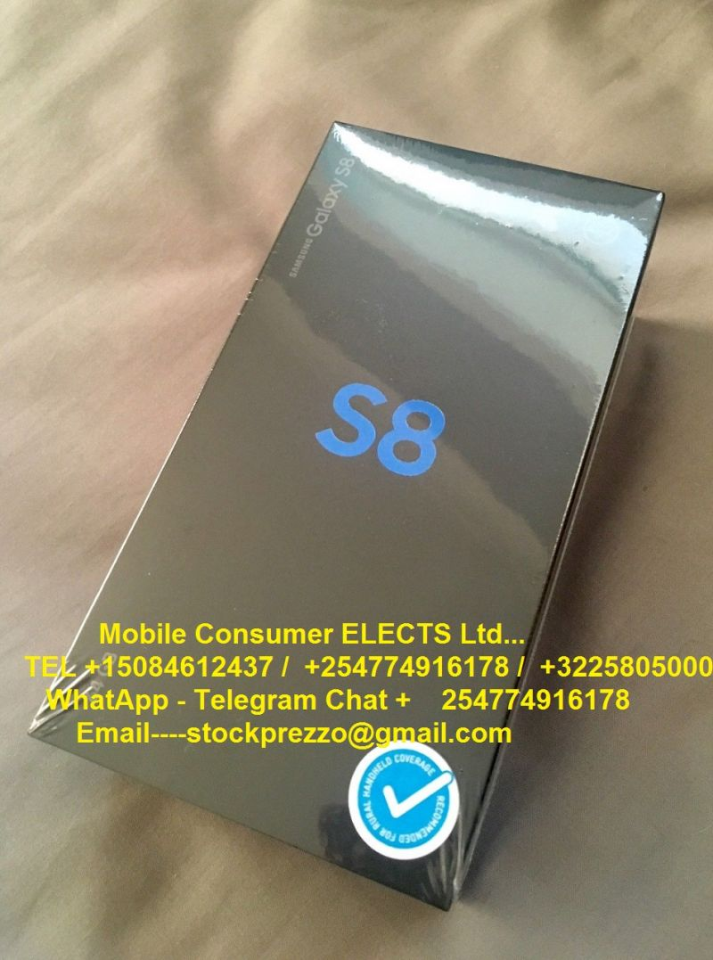 Samsung Galaxy S8 Android  smartphone
