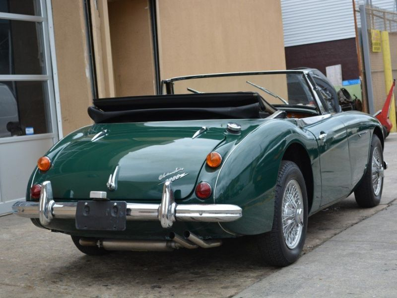 1967 austin healey 3000 bj8 vendre annonces voitures anciennes de. Black Bedroom Furniture Sets. Home Design Ideas
