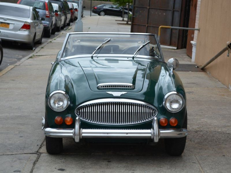 1967 austin healey 3000 bj8 vendre annonces voitures. Black Bedroom Furniture Sets. Home Design Ideas