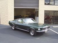 1967 Ford, Mustang S281 Extreme
