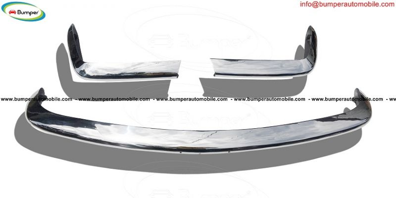 Fiat 124 Spider bumper kit new (1966-197