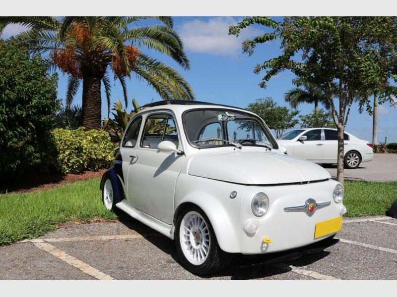 1968 Fiat Fiat 500 Abarth For Sale Classic Car Ad From